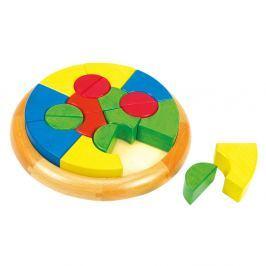 Jocul potrivește formele Bino Rondo Formen