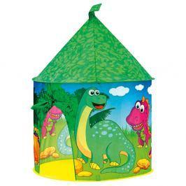 Cort de joacă Bino Castelul dinosaurilor