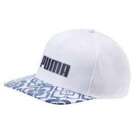 Puma Go Time Flex Snapback Bright White-Peacoat