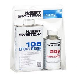 West System A-Pack Slow 105+206