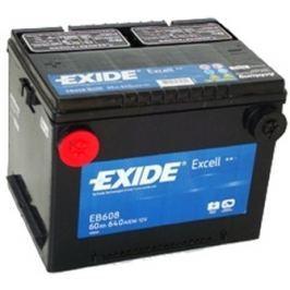 Baterie auto Exide Excell 60Ah 12V EB608