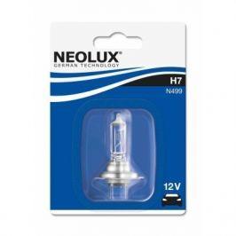 Bec auto halogen pentru far Neolux Standard H7 55W 12V N499-01B