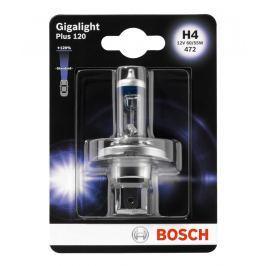 Bec auto halogen pentru far Bosch Gigalight Plus 120 H4 60/55W 12V 1987301109