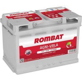 Baterie auto Rombat AGM Start-Stop 70AH 720A 12V 5701230076