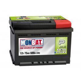 Baterie auto Monbat JIS 45Ah 12V