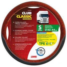 Husa volan camion Lampa Club Classic rosu