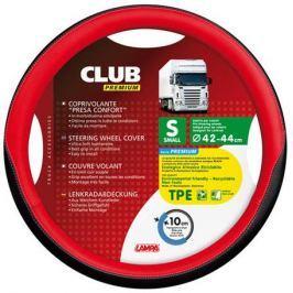 Husa volan camion Lampa Club Rosu