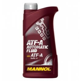 Ulei cutie viteze automata Mannol ATF-A 1L