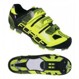 Pantofi Force Free MTB fluo/negru 42