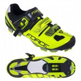 Pantofi MTB Hard Force negru/fluo 42