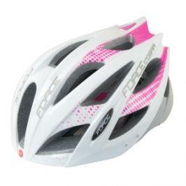 Casca Bicicleta, Force, Cobra, Abl-Roz-Gri, Elemente reflectorizante, marime L-XL