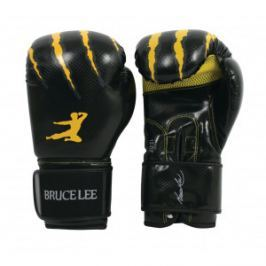 Manusi box, Bruce Lee, Signature, 16oz, Negru-Galben