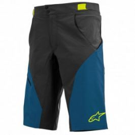 Pantaloni scurti Alpinestars Pathfinder Base Shorts black/royal blue 34