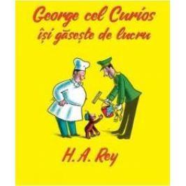 George cel Curios isi gaseste de lucru - H.A. Rey