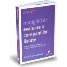 Minighid de evaluare a companiilor listate - Aswath Damodaran