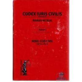 Codex Iuris Civilis Tomul I+II - Marian Nicolae