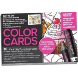 Carte de colorat - Chameleon Sweet Treats