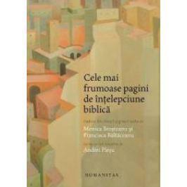 Cele mai frumoase pagini de intelepciune biblica