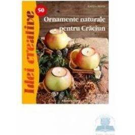 Idei cretive 50 - Ormanente naturale pentru Craciun - Radics Maria