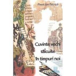 Cuvinte vechi talcuite in timpuri noi - Ion Petrica