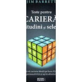 Teste pentru cariera aptitudini si selectie - Jim Barrett