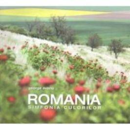 Album Romania Simfonia culorilor